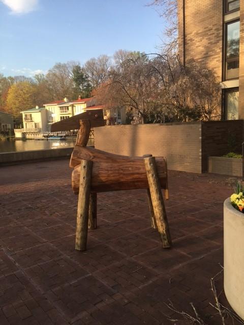 Wooden Horse — Marco Rando