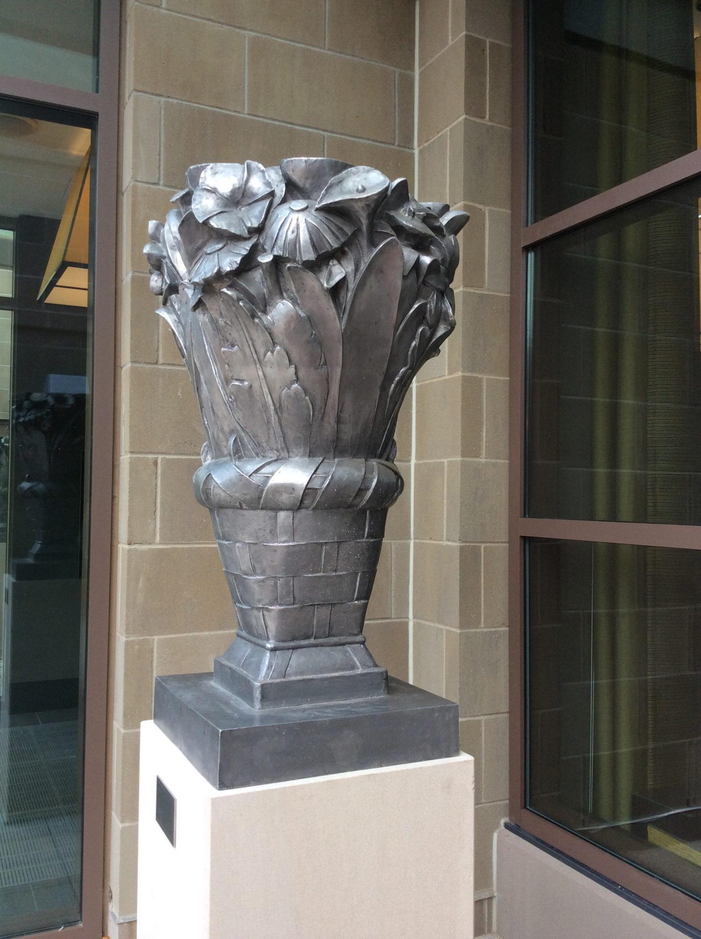 Basket of Flowers — Stephen Robin