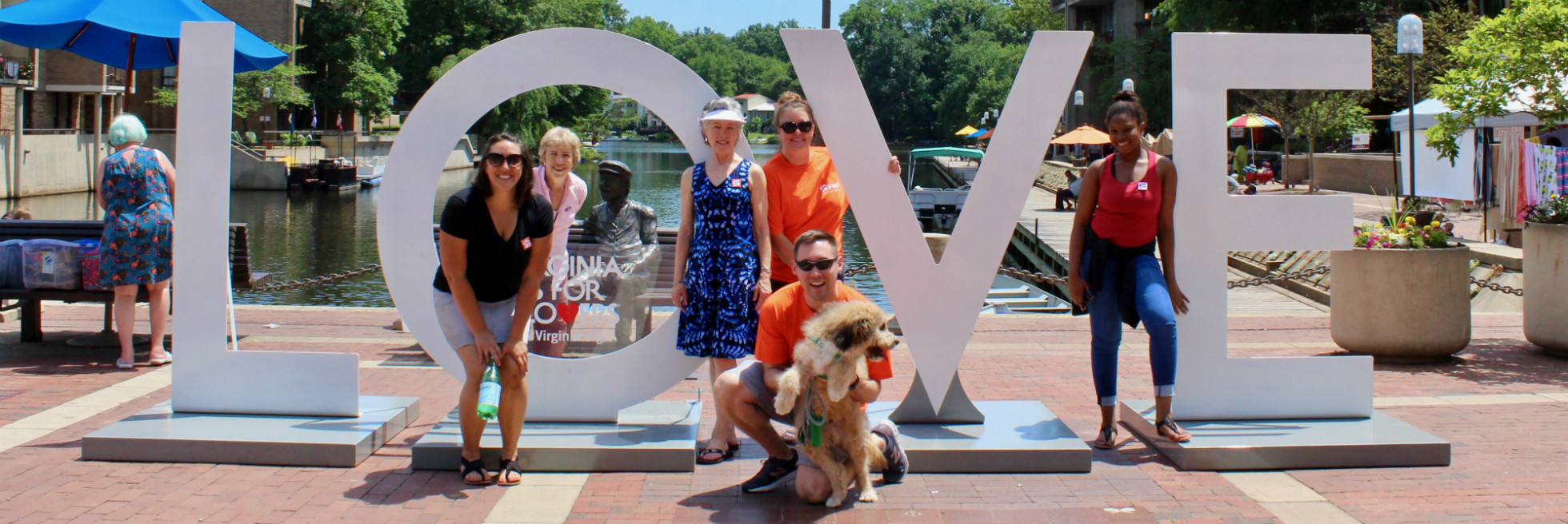 Volunteers | Public Art Reston