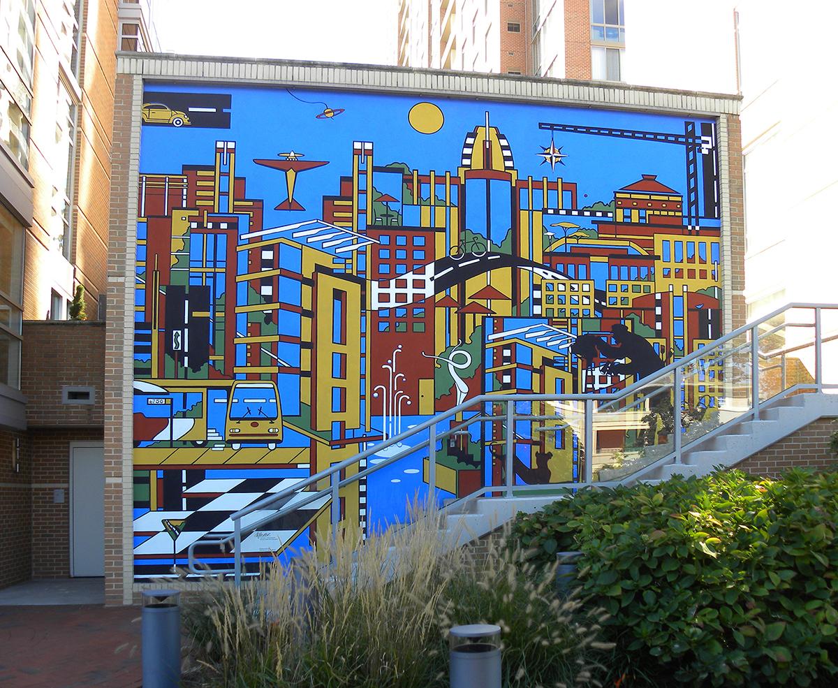 Midtown Community Mural