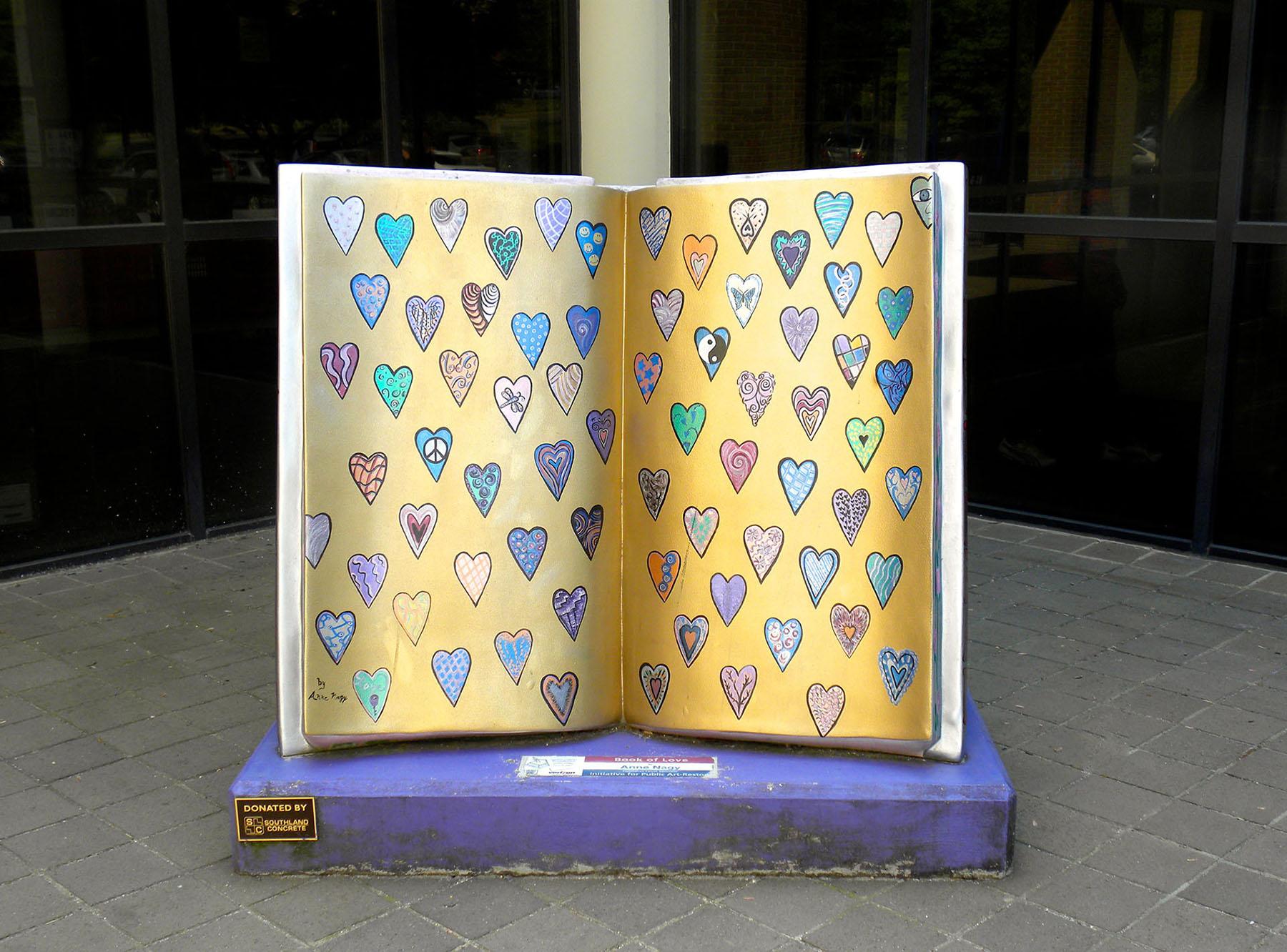 Book of Love — Anne Nagy