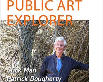 Public Art Reston Part Parcel